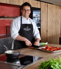 Küchenchef Felix Weber / Bildquelle: Beide Bilder © Romantik- & Wellnesshotel Deimann 