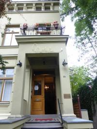 Das Begaswinkel in Berlin - kleine Boutque-Hotels mit Design-Ansprüchen aus der Gründerzeit haben ihren ganz eigenen Charme; Bildquelle Hotelier.de