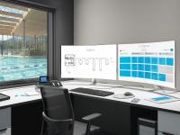 CONTI+ CNX Wassermanagement-System (CONTI+ Network eXchange) im Einsatz