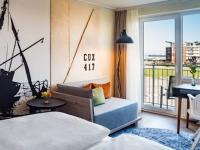 Frischer Auftritt mit neuem Namen: Von Januar an wird das Vier-Sterne-Hotel in Cuxhaven als Best Western Hotel Das Donners firmieren. In den vergangenen Jahren hat das Haus 2,2 Mio. Euro in Umbau und Modernisierung investiert. / Bildquelle:  BWH Hotel Group Central Europe GmbH