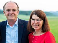Gerd und Petra Ripp (© Romantik Hotel Schloss Rheinfels)