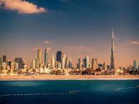 Burj Khalifa dominiert Dubais Skyline / Bildquelle: Beide © FTI / Getty Images