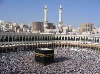 Magischer Anziehungspunkt für Millionen Menschen: die Kaaba in Mekka