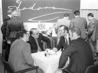1972 Feodora-Stand ist gut besucht / Bildquelle: Alle Bilder Koelnmesse GmbH