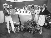 1977 präsentierte Ferrero eine übergroße Mon Cheri Praline
