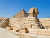 Ziel für Millionen: Die Sphinx