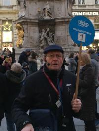 Ist Helmut P. Einfalt der beste Cityguide aller Zeiten in Wien? Die Gäste von nicko 'sagten' ja!