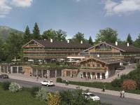 Severins Resort und Spa Tegernsee in der Außensicht / Bildquelle: Severin*s Hotels