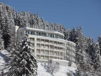 Waldhotel Davos im Winter / Bildquelle: Waldhotel Davos