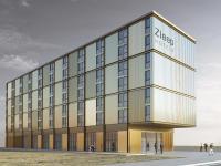 Das Zleep Hotel Hamburg Altonaer Volkspark umfasst 204 Gästezimmer sowie eine Lobby, Rezeption, Frühstücks- und Snackbar im nordischen Design. / Bildquelle: isochrom, Wien