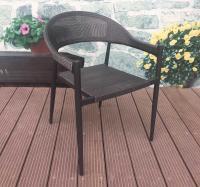 Designstark und praktisch: stapelbarer Stuhl Orcus von A.B.C. Worldwide