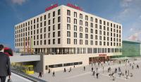 Außenansicht des Mövenpick Hotel Stuttgart Messe & Congress / Bildquelle: © M55 Services Limited