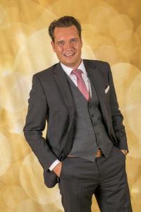 Sebastian Ader, Geschäftsführer Rovell Hotels