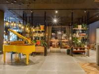 Lobby vom NinetyNine Hotel Wuppertal; © CHG Jens Schwarck