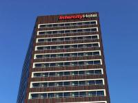 Das IntercityHotel in der Hannover-City bietet 220 Gästezimmer auf 14 Etagen, ein Restaurant und eine BistroLounge sowie fünf Konferenzräume. Bildquelle: Steigenberger Hotels AG