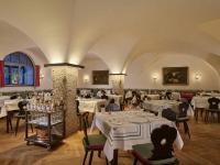 Das mit zwei Hauben gekrönte Restaurant Goldener Hirsch / Bildquelle: © Hotel Goldener Hirsch