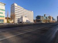 a&o Warschau - 199 Zimmer auf acht Etagen. Das ehemalige Bürogebäude wurde in 12 Monaten umgebaut / Bildquelle: Beide a&o