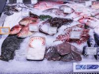 Das umfangreiche Angebot der Fischtheke