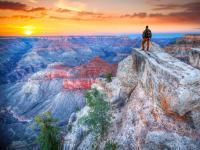 Der Grand Cayon überwältigt mit seinen Natureindrücken