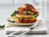 Flexitarischer Burger / Bildquelle: Beide Arla® Pro