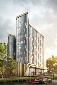 Steigenberger Kongress Hotel Frankfurt