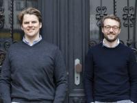 SuitePad Gründer und Geschäftsführer: Moritz von Petersdorff-Campen (links) und Tilmann Volk / Bildquelle: © SuitePad