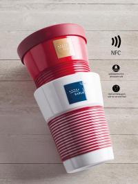 Cupit mit NFC-Transponder