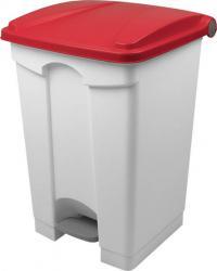 Tret-Abfallsammler, 120 Liter, rot Art.Nummer.: Z05984107 / Bildquelle: Alle Bilder ZWINGO Waste Management GmbH
