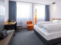 Flemings Express Hotel Frankfurt Zimmeransicht