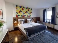 Zimmer im Koncept Hotel Zum Kostbaren Blut in Köln / Bildquelle: © Koncept Hotels