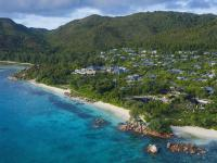 Raffles Seychelles Aerial Coastline / Bildquelle: Raffles Seychelles