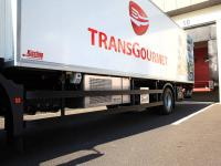 Transgourmet Warenanlieferung / Bildquelle: Transgourmet