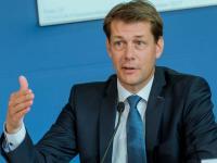 DEHOGA-Präsident Guido Zöllick fordert sofortiges Rettungspaket für das Gastgewerbe / Foto: DEHOGA Bundesverband/Svea Pietschmann