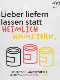 Kampagne #DeutschlandBestellt / Bildquelle: Davies Meyer GmbH
