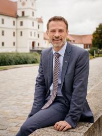 Geschäftsführer Martin Kirsch / Bildquelle: Schloss Hohenkammer