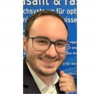 Sebastian Scholl, European Marketing Communications Manager, Institutional DACH & BeNeLux / Ecolab Deutschland GmbH