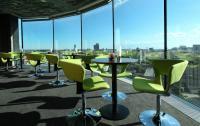 Outlook Bar & Lounge Lindner Hotel Gallery Central - Bratislava