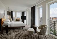 Berlin Marriott Hotel Superior Zimmer / Bildquelle: Matthias Hamel