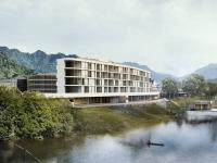 Emser Thermenhotel / Bildquelle: 4a Architekten