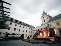 Courtyard Concert De Medici Frida Gold