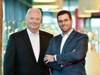 Werner Schulze und Markus Häfner / Bildquelle: Tana-Chemie GmbH