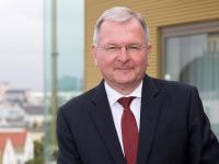 Johannes Mauthe, General Manager ARCOTEL HafenCity Dresden / Bildquelle: © Werner Jäger