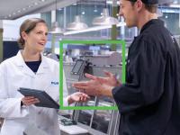 Ihr Unternehmen in sicheren Händen - Ecolab führt zwei neue Händedesinfektionsmittel ein: Skinman Soft Protect FF und Manodes GP / Bildquelle: Alle Bilder Ecolab