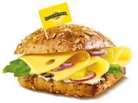 LEERDAMMER® Brötchen / Bildquelle: © Bel Foodservice