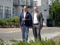 Alexander Winter und Ralph Katthöfer / Bildquelle: © arcona