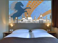 B&B Hotel Hannover-City Wandpaneel / Bildquelle: B&B Hotels