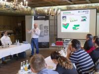 Referent Thomas G. Zydeck, Sachverständiger Betriebshygiene für die IHK Koblenz, die Handwerkskammer Koblenz und Dehoga Rheinland Pfalz / Bildquelle: Beide Smeg Foodservice