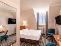 Modernisierte Zimmer im 7. Stock im Hotel Stachus / Bildquelle: © gambino consulting / Oliver Florian