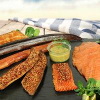 Auswahl an Fisch-Spezialitäten / Bildquelle: © Blum Fisch-Spezialitäten