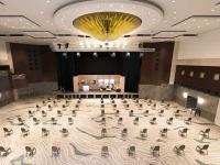 Westin Grand München Ballsaal / Bildquelle: Marriott International